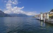 Views Of Lake Como. Italy.
