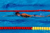 Swimming - Stock Image