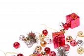 Jingle Bells And Gift Box