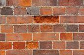 Weathered Brickwork poster