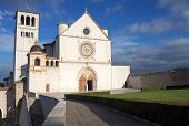 The Papal Basilica Of St. Francis Of Assisi