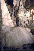 Cave, stalactites 1