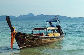 Thai Long-Tail Boat