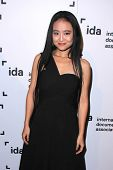 LOS ANGELES - DEC 5:  Zuxin Hou at the 2014 IDA Documentary Awards at the Paramount Studios on December 5, 2014 in Los Angeles, CA