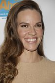 LOS ANGELES - DEC 4:  Hilary Swank at the The Actors Fund�?�¢??s Looking Ahead Awards at the Taglyan Complex on December 4, 2014 in Los Angeles, CA