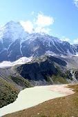 Mountain Lake Donguzorunkyol