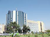 Tashkent Office Building Near Uzbekistan Ave 2007