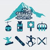 foto of snowboarding  - Snowboarding design - JPG