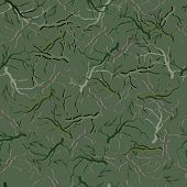 foto of camoflage  - Seamless vector square camouflage series in the green scheme - JPG