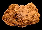 foto of pumice stone  - Close - JPG