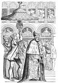 Procession Of Doge Of Venice
