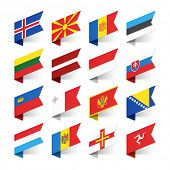 picture of flags world  - Flags of the World - JPG