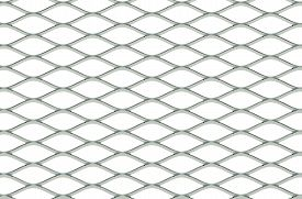 pic of grating  - shiny steel grating isolated on white background - JPG
