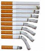 Cigarette Phases
