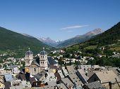 Briancon In The Franch Alps