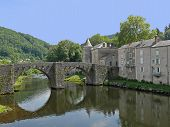 Castle And Bridge