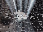 3D Puzzle-Chrom