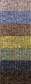 multicolor carpet texture samples background, design elements series