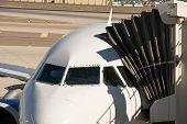 Jet At Jetway