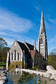 Igreja Anglicana em Copenhaga
