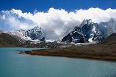 Gurudambar Lake Himalaya