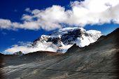 Mountain peak kan Chen Mist