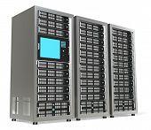 Server-Rack X 3