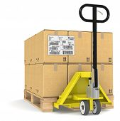 picture of jack-in-the-box  - Pallet Truck - JPG