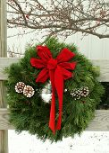 Christmas  Outdoor Wreath