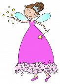 picture of tinkerbell  - tooth fairy - JPG