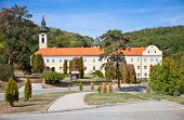New Chopovo (Novo Hopovo) Monastery in Fruska Gora mountain in the province of Vojvodina, northern S