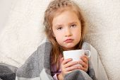 image of cold-shoulder  - Illness child - JPG