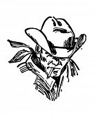image of gunslinger  - Rugged Cowboy  - JPG