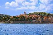 Town Korcula At Croatia