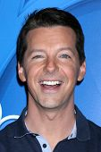 LOS ANGELES - JUL 27:  Sean Hayes at the NBC TCA Summer Press Tour 2013 at the Beverly Hilton Hotel on July 27, 2013 in Beverly Hills, CA