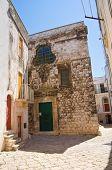 Church of Purgatory. Putignano. Puglia. Southern Italy.