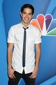 LOS ANGELES - JUL 27:  Joseph Hero at the NBC TCA Summer Press Tour 2013 at the Beverly Hilton Hotel