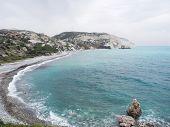 Aphrodite's Birthplace (petra Tou Romiou), Paphos, Cyprus