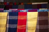 Hand woven fabrics