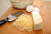 Ingredients;Eggs, Mozzarella Cheese, Ricotta Cheese
