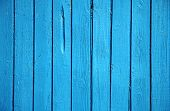 antiguo fondo de pared de madera, azul