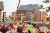 Hawaii Luau Show