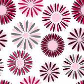 Seamless Flower Pattern