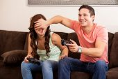 Playing video games and cheating