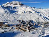 Tignes - Ski Town