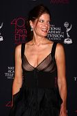 Michelle Stafford at the 2013 Daytime Creative Emmys, Bonaventure Hotel, Los Angeles, CA 06-14-13