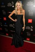 Melissa Ordway at the 40th Annual Daytime Emmy Awards, Beverly Hilton Hotel, Beverly Hills, CA 06-16-13