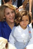 Guadalupe Rodriguez, Max Anthony at the Jennifer Lopez Star on the Walk of Fame ceremony, Hollywood, CA 06-20-13