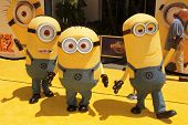 Minions at the