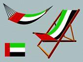 United Arab Emirates Hammock And Deck Chair